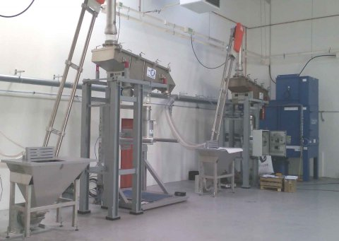 aero conveyor Palamatic Process