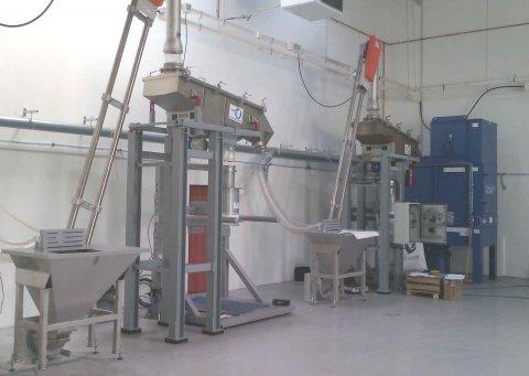 aero conveyor Palamatic Process