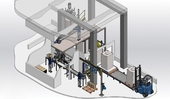 sanitary-processing-line