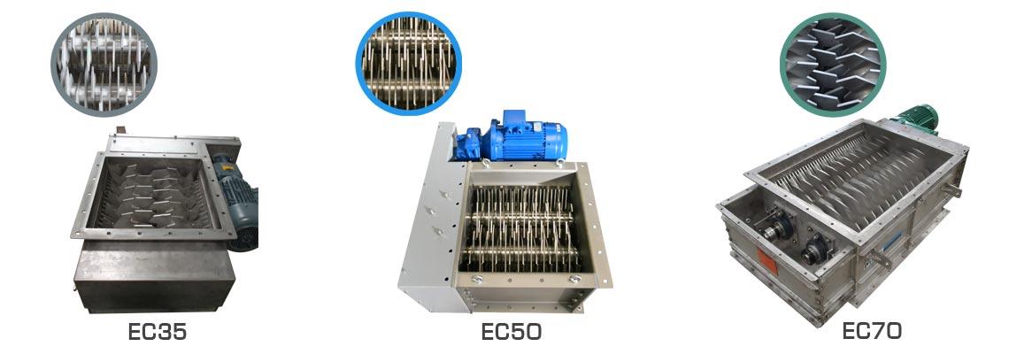 lump breaker range palamatic process