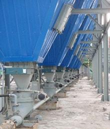 Pneumatic conveying Palamatic Process bulk handling