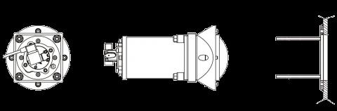 pneumatic hammer palamatic process layout