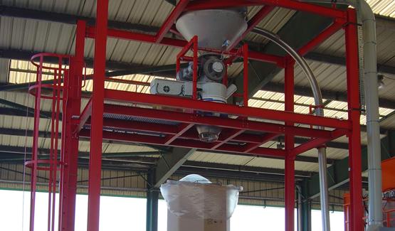 polyethylene truck loading spout