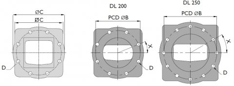 rotary valve dust control layout Palamatic Process