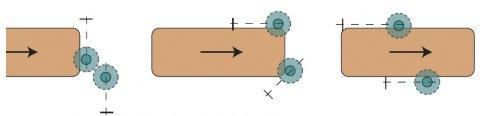 sack discharging varislit layout  Palamatic Process
