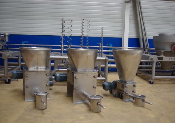 Dosing solution for bulk materials handling