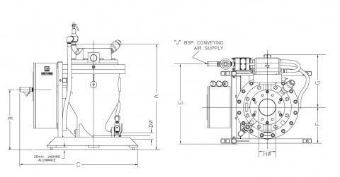 Pneumatic conveying Mini Maxflow Palamatic Process bulk handling