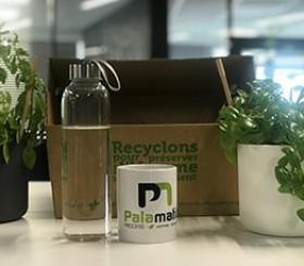 Recyclage Palamatic