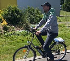 Vélo électrique Palamatic