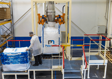 big bag packing bulk solid material flowmatic04