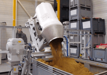 drum dumper palamatic process