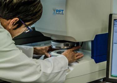 Powder Laboratory Palamatic Process