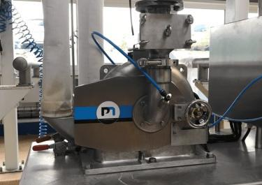 Industrial crusher machine Palamatic Process