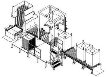 Palamatic process complete processing line