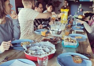 Repas partagés Palamatic