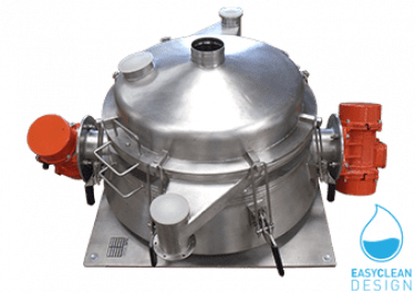 Easy Clean Design vibratory sifter
