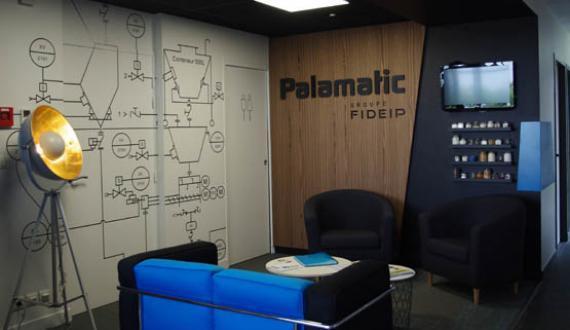 palamatic process welcoming