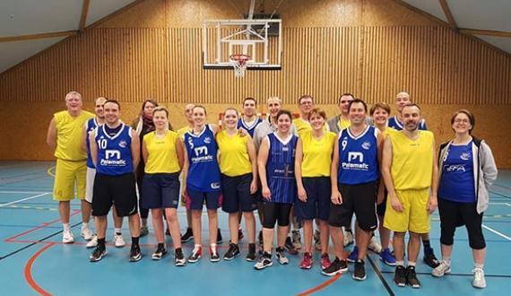 Basket Brécé Palamatic