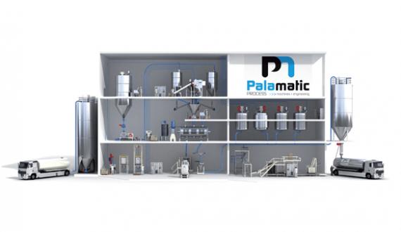visual marker scale 1 palamatic process