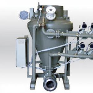 Pneumatic conveying - Dense phase pressure   Palamatic Process