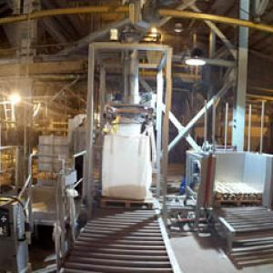 big bag filling automatic line