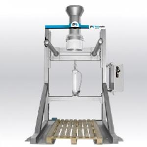 Big bag filling Flowmatic02 Palamatic Process