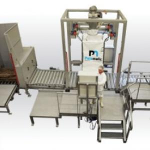 Big bag packing bulk solid Flowmatic04