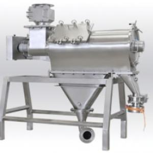 Centrifugal screener on pneumatic conveying Palamatic Process