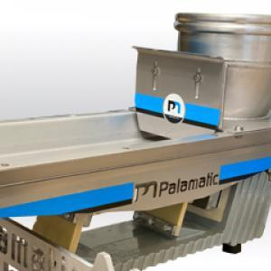 Vibrating feeder Palamatic Process