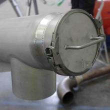 vibrating conveyor hatch Palamatic Process