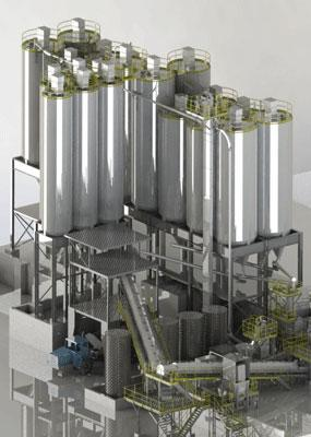 palamatic process conception turnkey installations